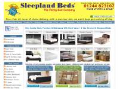 Sleepland Beds Logo