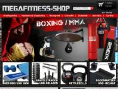 Megafitness Shop Logo