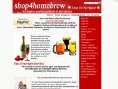 Shop4homebrew Logo
