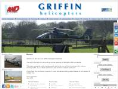 Griffin Helicopters Logo