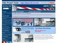 Blue Power Tools Logo