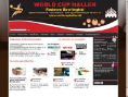 Worldcuphallen Logo