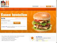 Lieferservice.de - Online Essen bestellen Logo