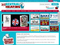 Mr Central Heating Logo