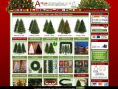 www.artificialchristmastree.co.uk Logo