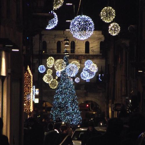 Illuminazione Natale Verona
