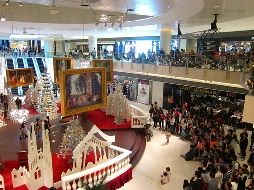 D Art Exhibition In Bangkok : Ingrid siliakus christmas decorations solo exhibition at