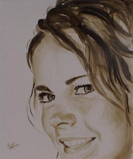 Angelique Van Den Hogen Schilderij In Opdracht