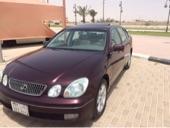 لكزز gs 2002 سعودي