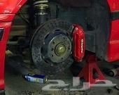 Brembo brake system