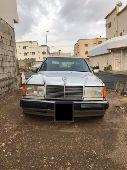 320 مرسيدس فرخ شبح موديل 1993