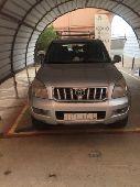سياره للبيع nبرادو  nموديل 2004 nالاستماره مج