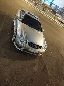 مرسيدس CLK320 2004
