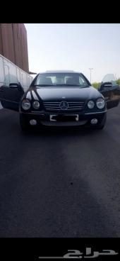 مرسيدس CL 500