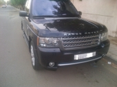 range rover 2005 converted 2012 supercharged
