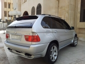 BMW X5 FOR SLAE 2002 MODEL  SR 38500.00 ONLY