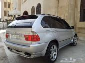 BMW X5 FOR SALE 2002 MODEL  SR 38500.00 ONLY Exchange with Sedan Cars