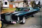 1978 Licoln Continental Town Car
