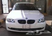 For sale BMW 530 2008 or allowance a car revealed