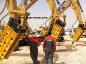 شاكوش ( دقاق ) Hydraulic Breakers