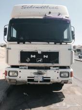 شاحنة مان للإيجار
