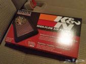 للبيع فلتر k.n اصلي للكيا ريو 12 - 13 - 14 - 15