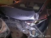 للبيع سيارة النترا 2013 مصدومة