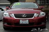 للبيع 2010 Lexus GS 460