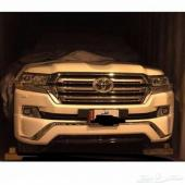 Toyota Land cruiser  2016  قطري الشكل الجديد بالصور