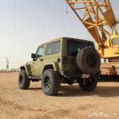جيب رانقلر مجهز للرحلات البرية Jeep Wrangler SAHARA 2013  للبيع