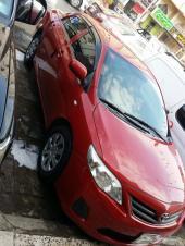 سيارة تويوتا كورولا 2011 اوتوماتيك نظيف جدا للبيع لظروف السفر