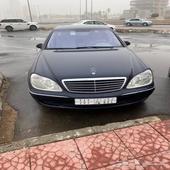 مرسيدس فياقرا 2004 جفالي s500 سعودي لون مميز
