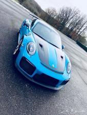 بورش Porsche 991 GT2 RS
