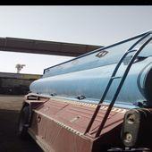 وايت ماء 12 طن البي للايجار اوالشغل