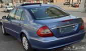 للبيع مرسيدس 2007  E   حجم  280
