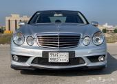 Mercedes Benz. E Class  63 (AMG)