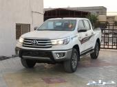 هايلكس غمارتين S-GLX دبل 2018 فل سعودي