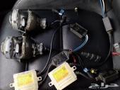 عدسات Q5 وزينون