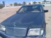 سياره مرسدس 1993 للبيع
