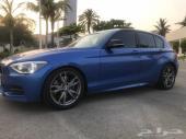 للبيع BMW M135i موديل 2013 غاية النظافة
