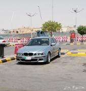 BMW 525 e39 نظيفة ما شاء الله