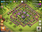 كلاش اوف كلانس   clash of clans