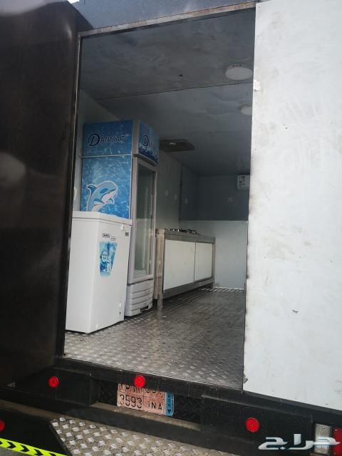 فود ترك أو عربة طعام دينا 2013 جاك