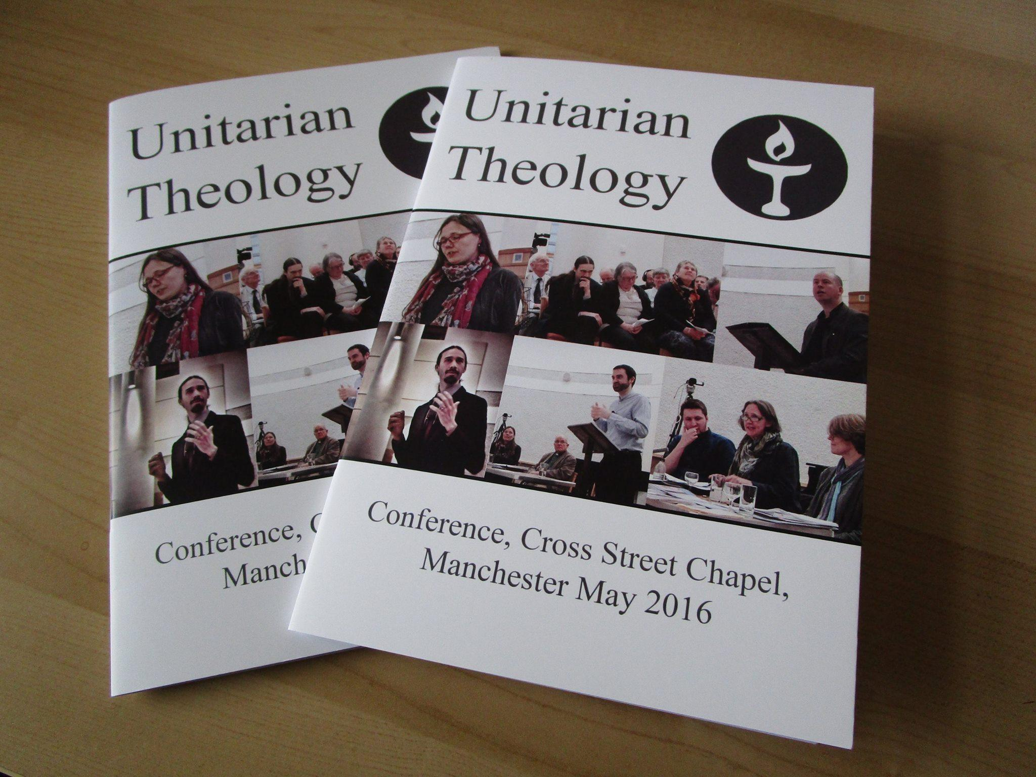 Theology Conference Booklet Cover