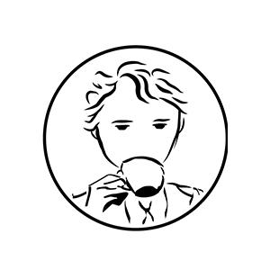 Meneer thee logo