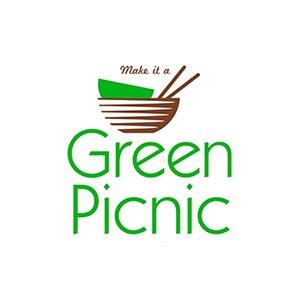 Green picnic logo