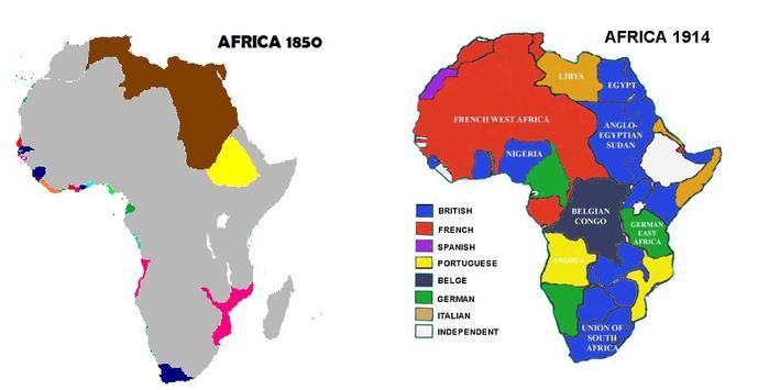 European Imperialism In Africa Essay