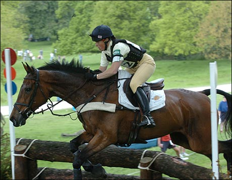 K K Horse Country Uk Ltd Funnell keeps the lead at Badminton - Horse & Hound