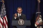 Obama: 'Distruggeremo l'Is senza tradire i nostri valori'