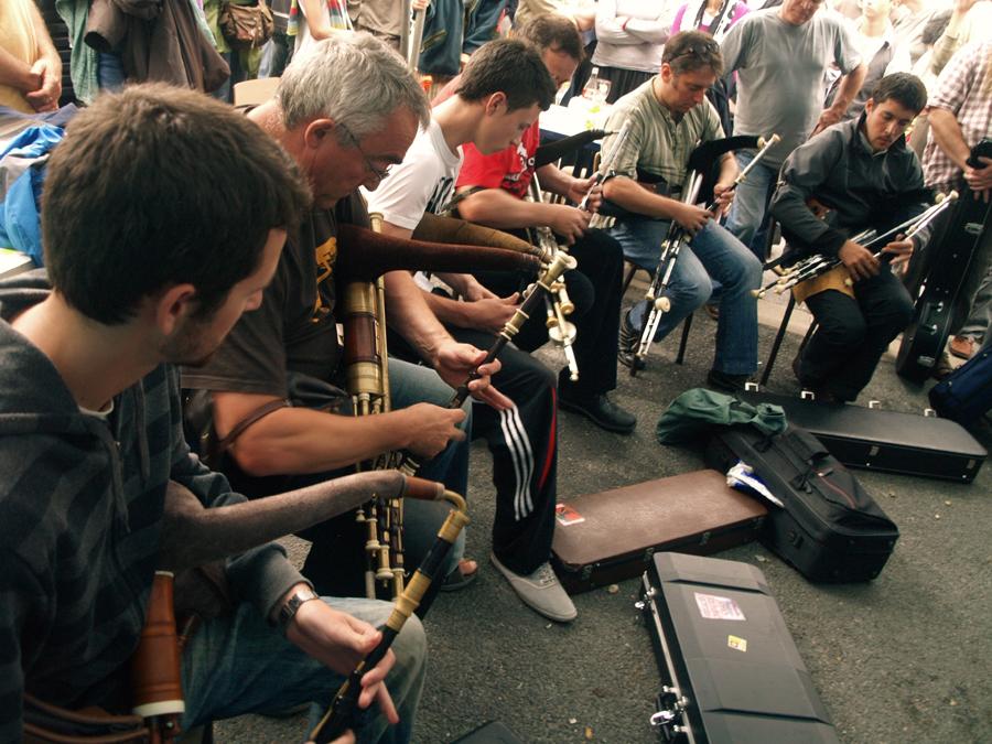 Rencontres musicales irlandaises tocane saint apre 2018